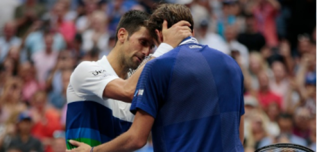 Claves victoria Daniil Medvedev ante Novak Djokovic en US Open 2021. Foto: gettyimages