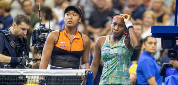 Cori Gauff habla de Naomi Osaka en US Open 2019. Foto: gettyimages