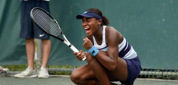 Cori Gauff. Foto: ITF