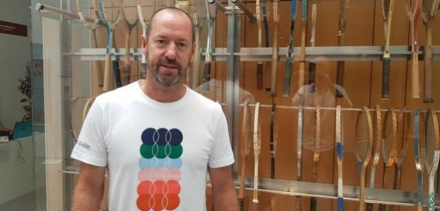 Entrevistamos a Craig O'Shannessy en París. Foto: José Morón