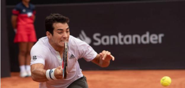 Cristian Garín entra al top-20. Foto: gettyimages