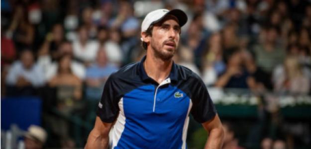 Pablo Cuevas en el ATP de Buenos Aires. Fuente: Getty