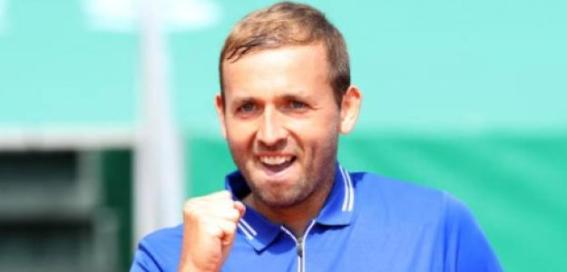 Evans superó a Djokovic en Montecarlo. Foto: Getty
