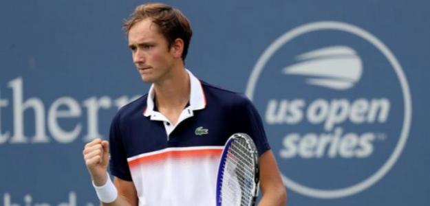 Daniil Medvedev, campeón primerizo en Cincinnati. Foto: gettyimages