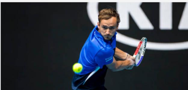 Daniil Medvedev dice que necesita jugar mejor en Open Australia 2020. Foto: gettyimages