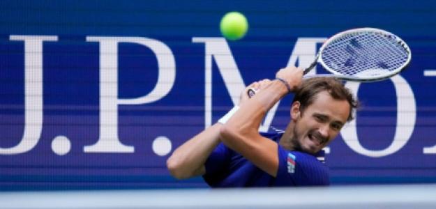 Daniil Medvedev, finalista US Open 2021. Foto: gettyimages