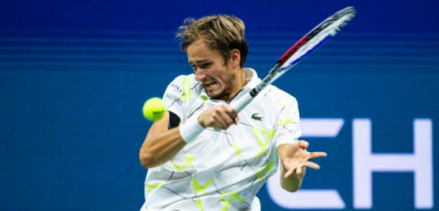 Daniil Medvedev, finalista en US Open 2019. Foto: gettyimages