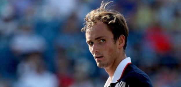 Cada vez más ojos puestos en el joven ruso que viene de ganar en Cincinnati. Foto: Getty