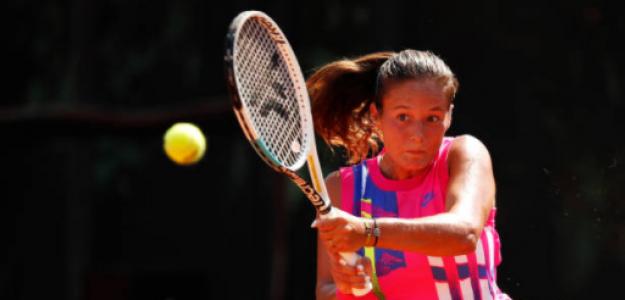 Daria Kasatkina habla de sus altibajos y de Rafael Nadal. Foto: gettyimages