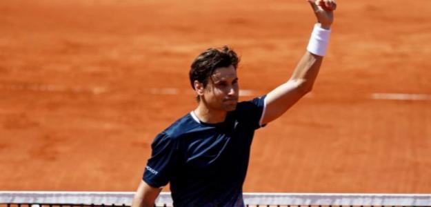 David Ferrer habla en la previa de su último torneo como profesional en Madrid.