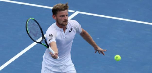 David Goffin, finalista del ATP Masters 1000 Cincinnati 2019. Foto: gettyimages