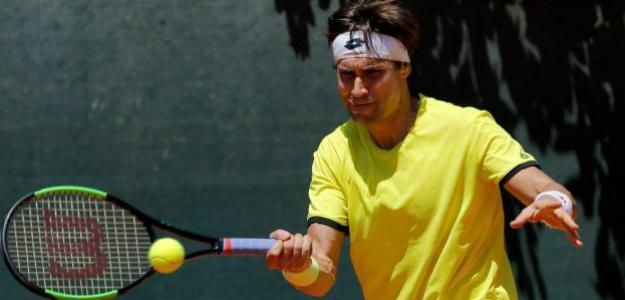 David Ferrer. Foto: Academia Tenis Ferrer