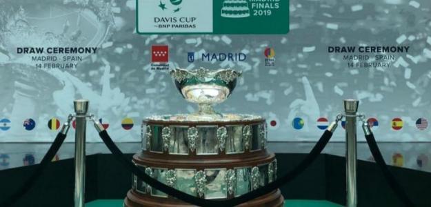 Copa Davis 2019. Foto: ITF
