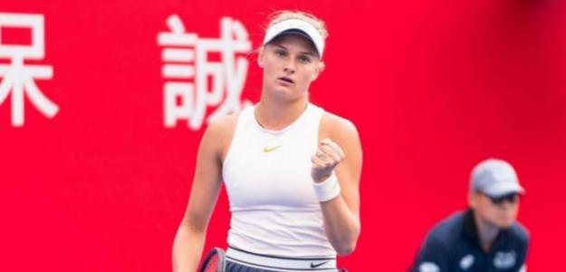 Dayana Yastremska. Foto: WTA