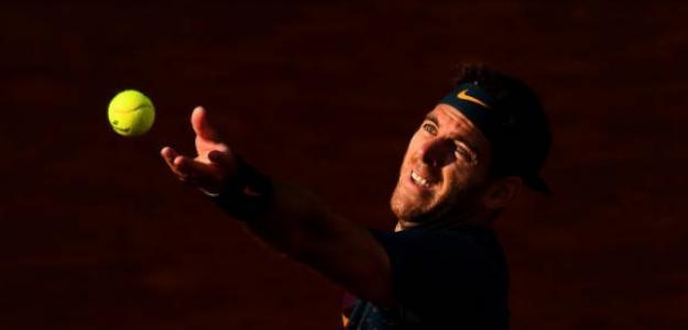 El argentino se despidió de Roland Garros en octavos de final ante Khachanov. Foto: Getty