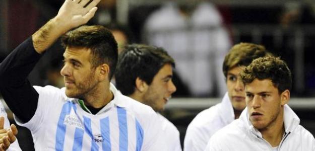 Hacemos balance del año 2018 de los tenistas argentinos. Foto: Getty