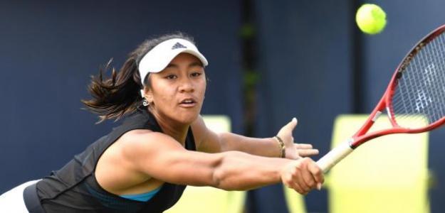 Destanee Aiava en Libema Open 2019. Foto: wtatennis.com