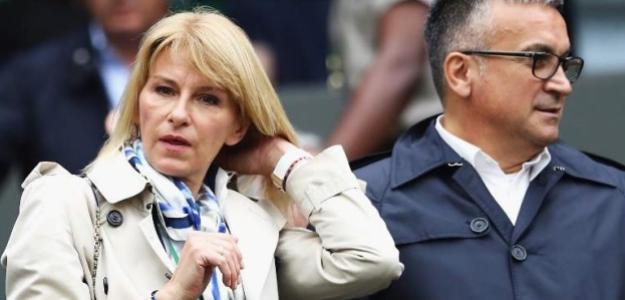 La madre de Djokovic habla sobre la diferencia de trato que tiene Novak respecto a Federer y Nadal. Foto: Getty
