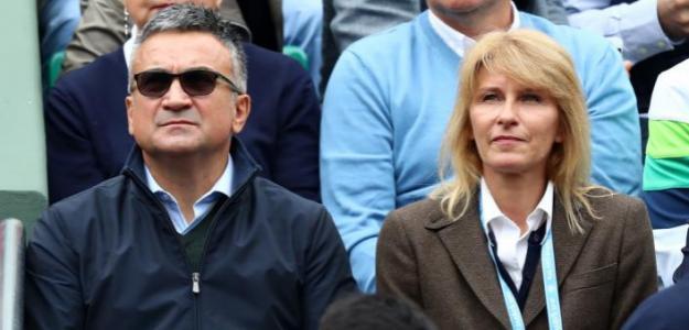 """La madre de Djokovic: """"Federer es un poco arrogante"""". Foto: Getty"""