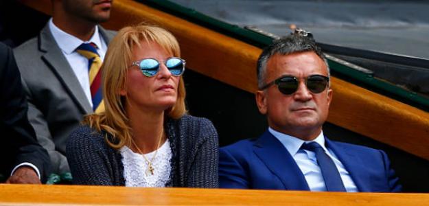 """La madre de Djokovic: """"Supe que Nole era especial, nada más nacer"""". Foto: Getty"""