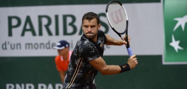 Dimitrov es uno de los jóvenes valores del tenis. Foto: tennis24.bg