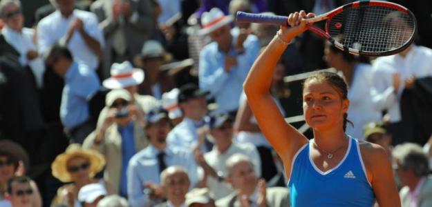 Dinara Safina en su etapa como jugadora. Fuente: Getty