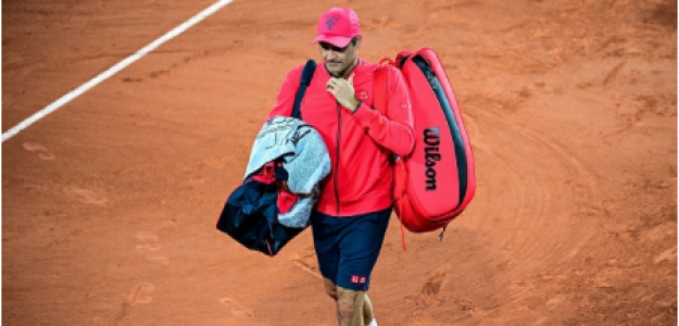 Roger Federer, valoración retirada Guy Forget. Foto: gettyimages