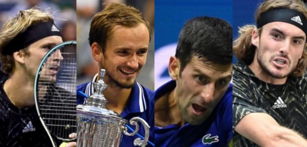 La pelea por ingresar al ATP Finals 2021. Foto: US Open