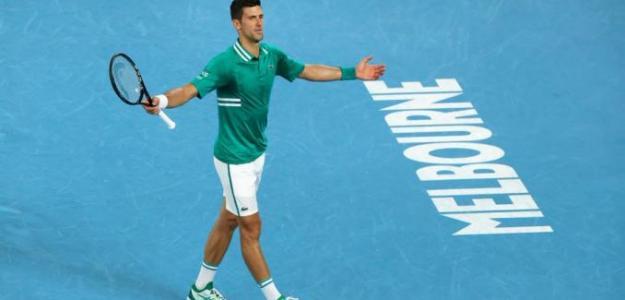 Novak Djokovic es el favorito número 1 para las casas de apuestas en Australia