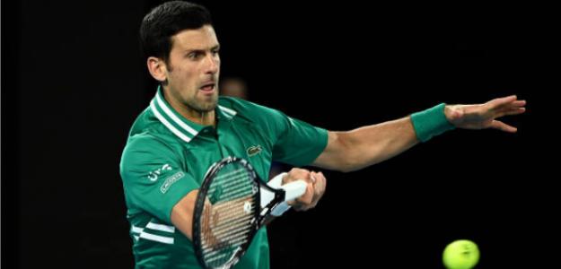 Novak Djokovic debutó con victoria. Fuente: Getty