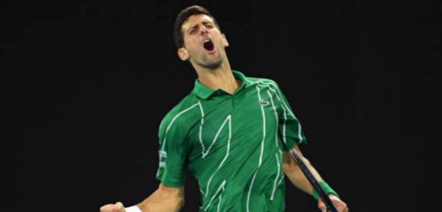 No hay nada que frene a Djokovic. Foto: Getty