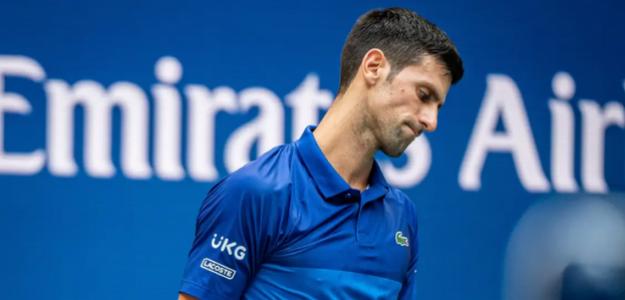 ¿Corre peligro la presencia de Djokovic en el Open de Australia 2022? Foto: Getty