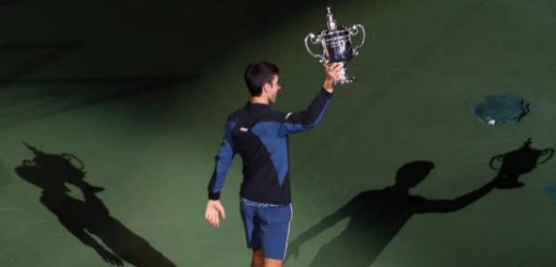 Novak Djokovic vuelve a darnos otra lección. Foto: Getty