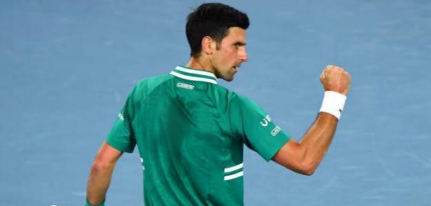 Arranque inmaculado de Australian Open para Djokovic. Fuente: Getty