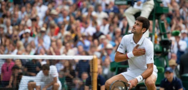 Novak Djokovic, claves de su triunfo sobre Roger Federer. Foto: gettyimages