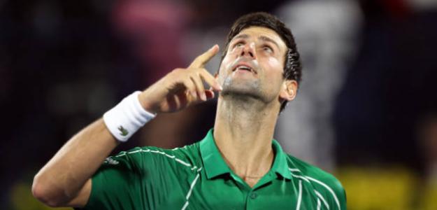 Novak Djokovic habla del coronavirus. Foto: gettyimages