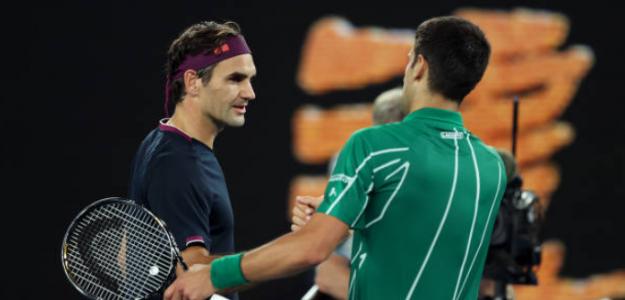 El origen de la mala relación entre los Djokovic y los Federer. Foto: Getty