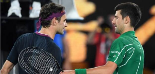 Djokovic revela qué le dijo Federer. Fuente: Getty