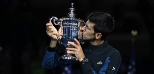 Ranking ATP | Novak Djokovic se mete de lleno en la pelea por el Nº1. Foto: Getty
