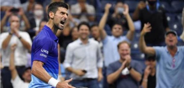 ¿Cómo se le gana a Novak Djokovic en un Grand Slam? Foto: Getty