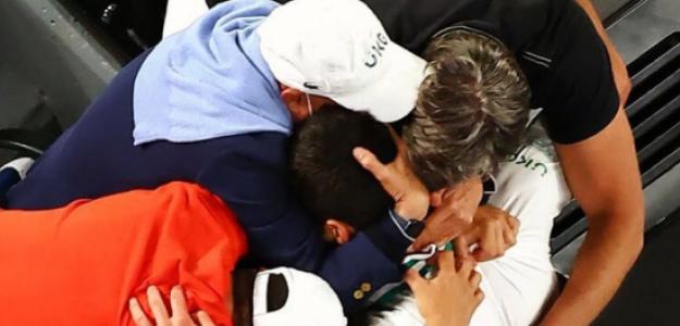 """Ivanisevic sale en defensa de Djokovic: """"Todo era su culpa, siempre le atacaban"""". Foto: IG Djokovic"""