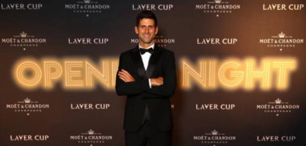 Djokovic participará en la Laver Cup 2018. Foto: Getty