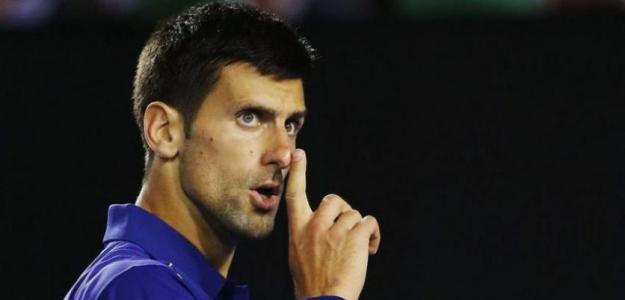 Henri Leconte habla de Novak Djokovic. Foto: gettyimages