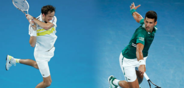 """Djokovic, sobre la Next Gen y el cambio de ciclo: """"Todavía les queda mucho trabajo por hacer"""". Foto: Getty"""