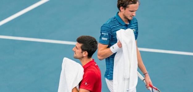 Djokovic / Medvedev