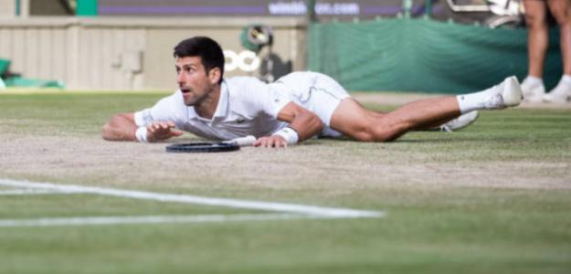 Novak Djokovic, el tenista de la mentalidad de acero. Foto: Getty