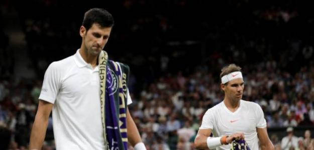 Ranking ATP congelado y lucha número 1. Foto: gettyimages