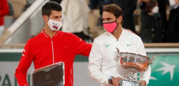Wilander explica lo que Djokovic debería hacer si quiere ganar a Nadal este viernes. Foto: Getty