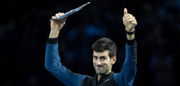 Djokovic acaba el año 2018 como número 1. Foto: Getty