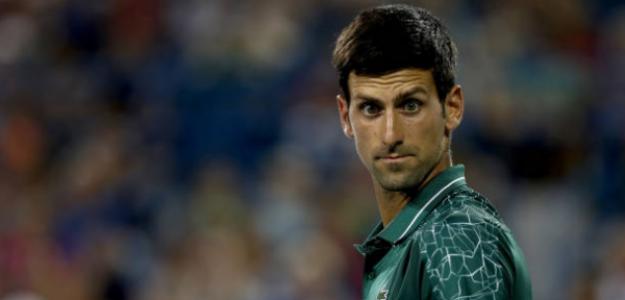 Opinión sobre las palabras de Djokovic. Foto: Getty